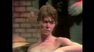 David Bowie Elephant Man excerpt ABC TV US about 1981