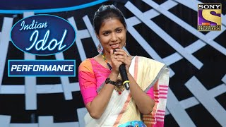 Somdatta ने 'Jhoomka Gira Re' पे दिया एक खांस Performance! | Indian Idol Season 10