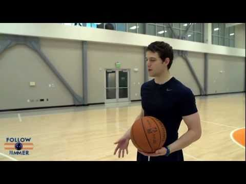 Jimmer's 3-Point Technique!