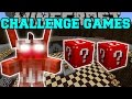 minecraft gremlins challenge games lucky block mod modded mini game