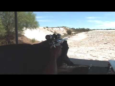 Perth Handgun Metallic Silhouette Club
