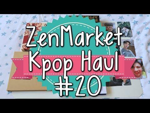 ZenMarket Kpop Haul #20: Super Junior, M&D, T-ara, Afterschool & CNBLUE