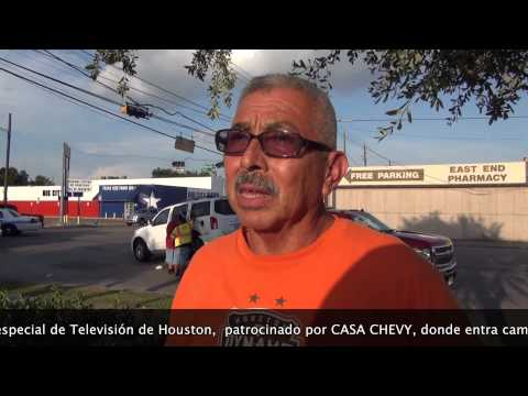 Canal 43.3 Television de Houston- Accidente en el cruce de la Wayside y Navigation