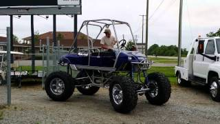 v8 golf cart 383 stroker 671 blower part 1