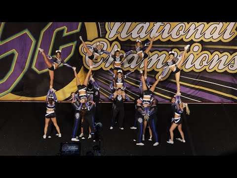Cheer Athletics Wildcats Spirit Celebration Grand Nationals 2018
