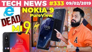 Mi 9 Launch Date, Xiaomi/OnePlus Users Dont Worry,I.E Use Mat Karo,Nokia 9, Chrome Dark Mode-TTN#333