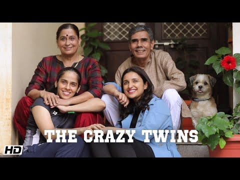 The Saina Playbook | The Crazy Twins | Parineeti Chopra, Saina Nehwal | Amole Gupte