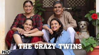 The Saina Playbook | The Crazy Twins | Parineeti Chopra, Saina Nehwal | Amole Gupte