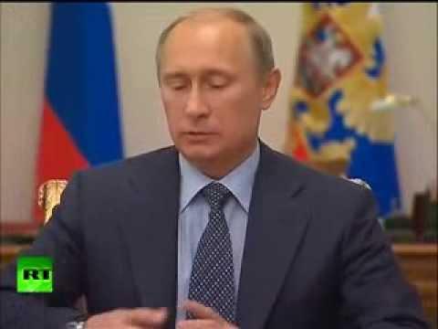 Путин раскритиковал действия