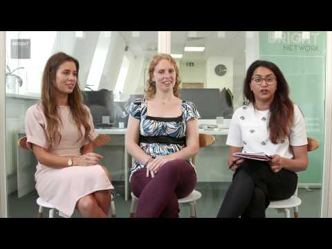 Bright Network Webinar: Women in Engineering