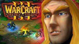 ⚔️ Warcraft 3 - Kampania Ludzi #Sellout - Na żywo