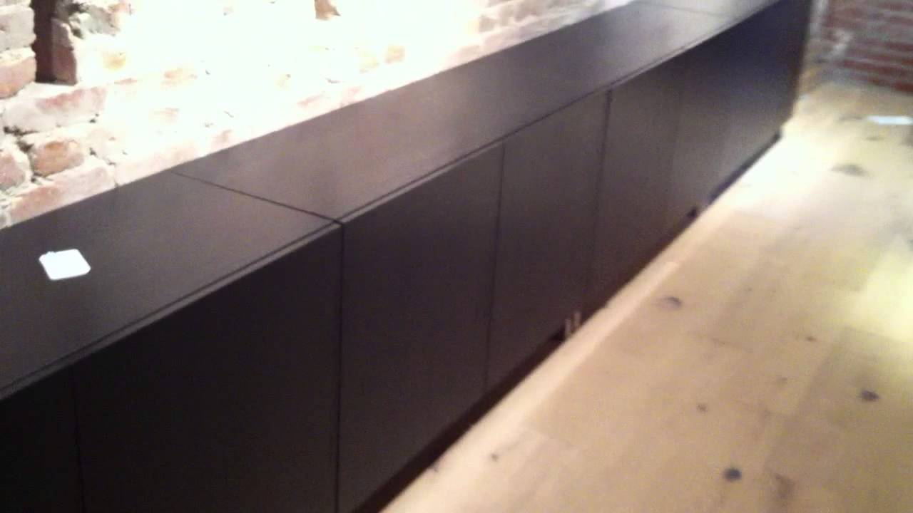 Ikea Besta Shelf Unit Assembly Service Video In DC MD VA