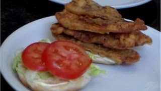 "Chicken Fried Blt - ""k-ray's Way"""