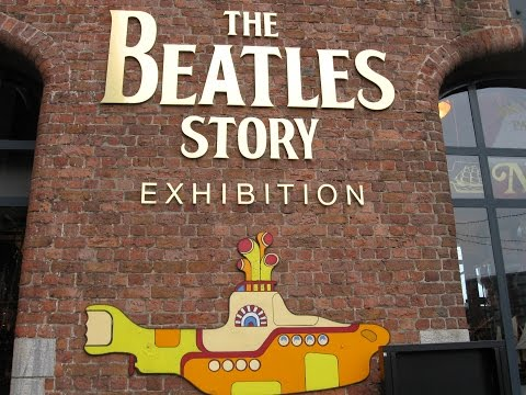 The Beatles Story Exhibition - Liverpool, England - November 15. 2016