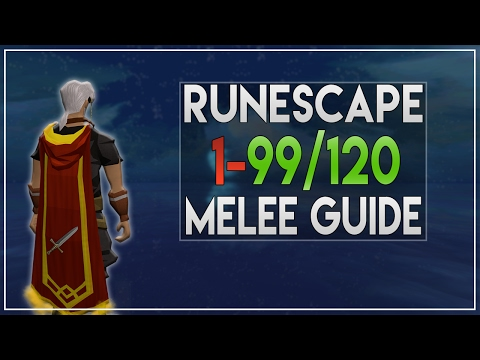 Rs3 Ultimate 199120 Melee guide
