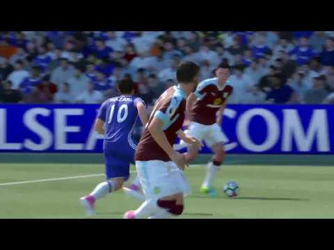 Fifa 17 Chelsea Career Mode! #2- Hazard, Lukaku,  Batshuayi Strike Partnership