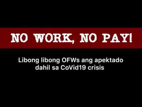 NO WORK NO PAY NO WORRIES | FRICHREVO@NHEST TV
