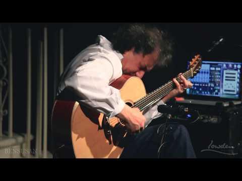 Pierre Bensusan   L'Alcimiste Live at the National Concert Hall - October 2014