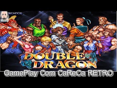 Double Dragon Neo Geo CD Longplay