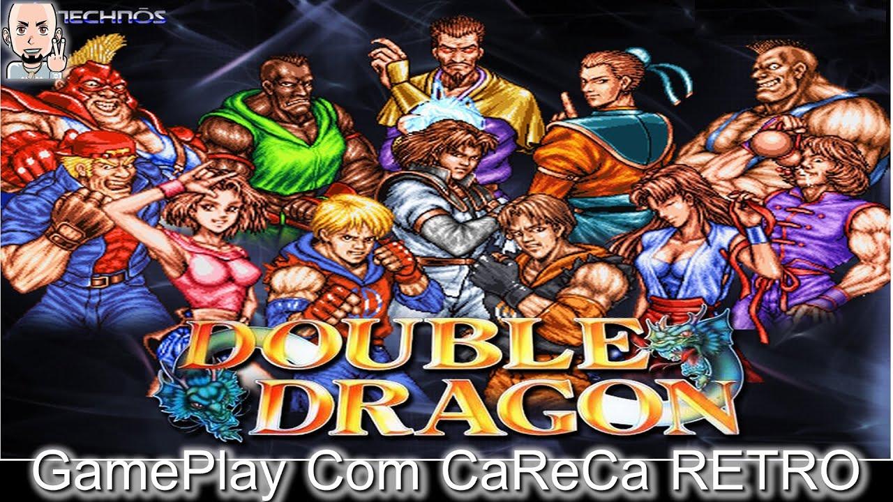 Double Dragon (Neo-Geo) ROM MAME ROMs