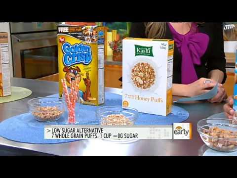 Healthier Alternatives For Sugary Cereals