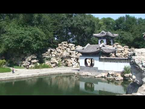 visiting Chengde Mountain Resort 2009