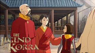 The Legend of Korra Season 4 Episode 4 Clip/Preview Analysis - Korra Search & Rescue! (The Calling)
