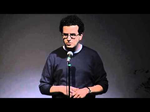 Hisham Matar @ 5x15 How Revolutions Can Kill a Novelist