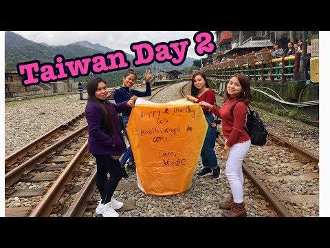 Taiwan Vlog Day 2 | Jiufen Old Street | Shifen Old Street
