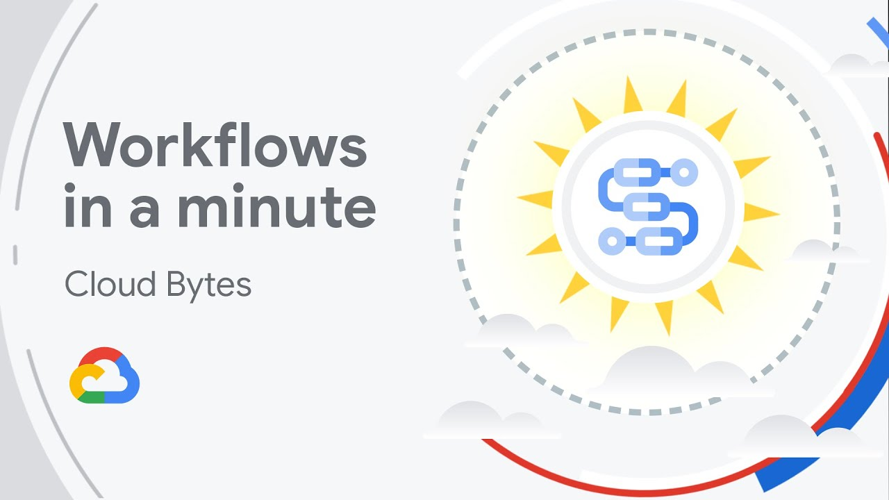 Cloud Workflows in a Minute