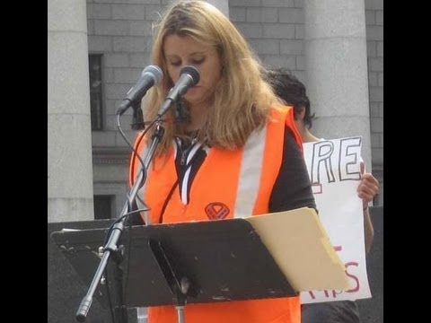 AGENT ORANGE & GMO SPEECH AT MILLIONS AGAINST MONSANTO RALLY