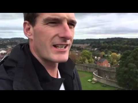 A Tour Of Ludlow Castle With Peter And Dan Snow