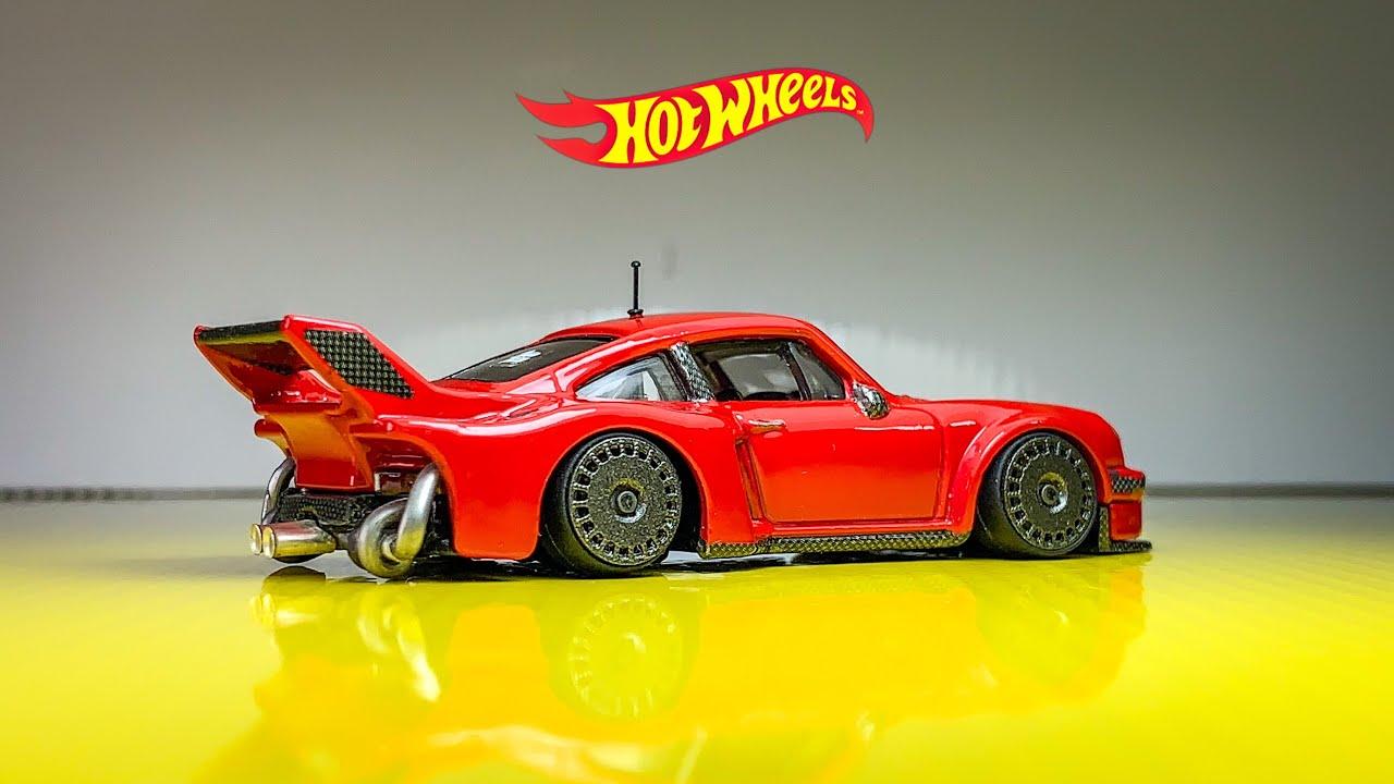 Simple Custom Hot Wheels Porsche 934.5