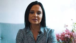 Karolina, pacjentka Orthoclinic, 27 lat - Leczenie aparatem Invisalign