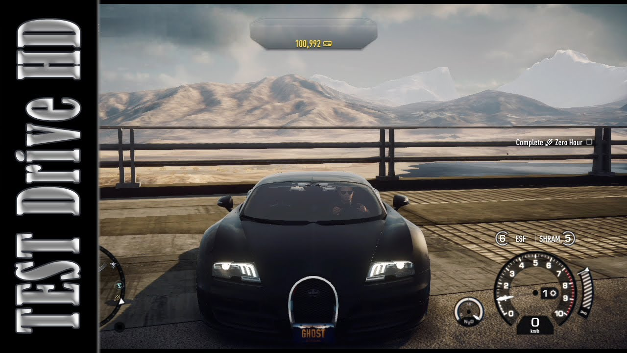 bugatti veyron super sport need for speed rivals test. Black Bedroom Furniture Sets. Home Design Ideas