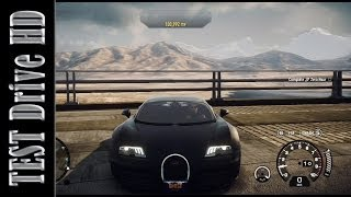 Bugatti Veyron Super Sport - Need for Speed: Rivals - Test Drive [HD]