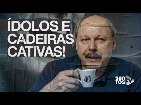 ÍDOLOS E CADEIRAS CATIVAS | CAFÉ COM O PRESIDENTE #8
