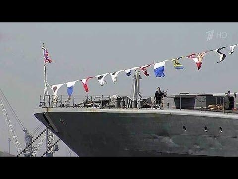 Во Владивостоке прошли торжества в честь 285-летия Тихоокеанского флота России.