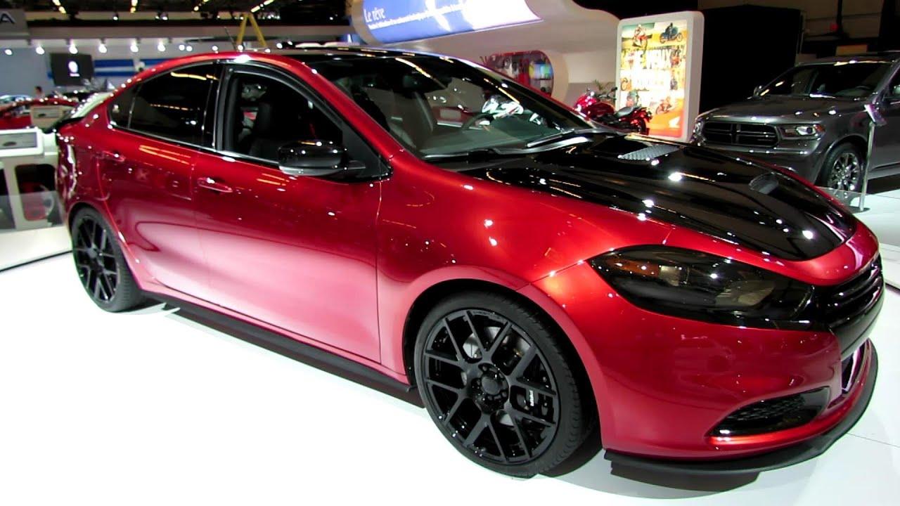 2014 Dodge Dart Scat Pack 3 - Exterior Walkaround