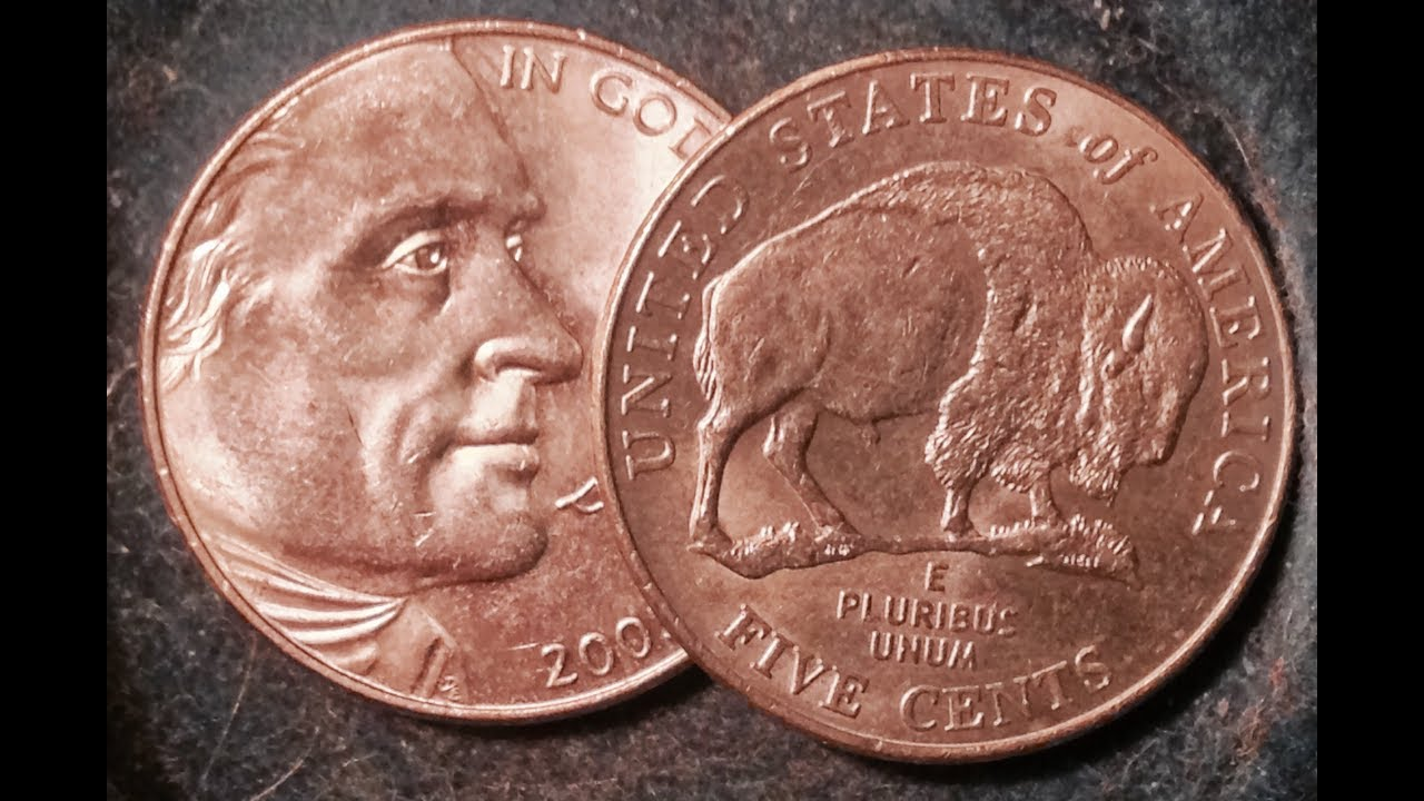 2005 Buffalo Nickel Value