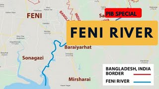 FENI RIVER ISSUE