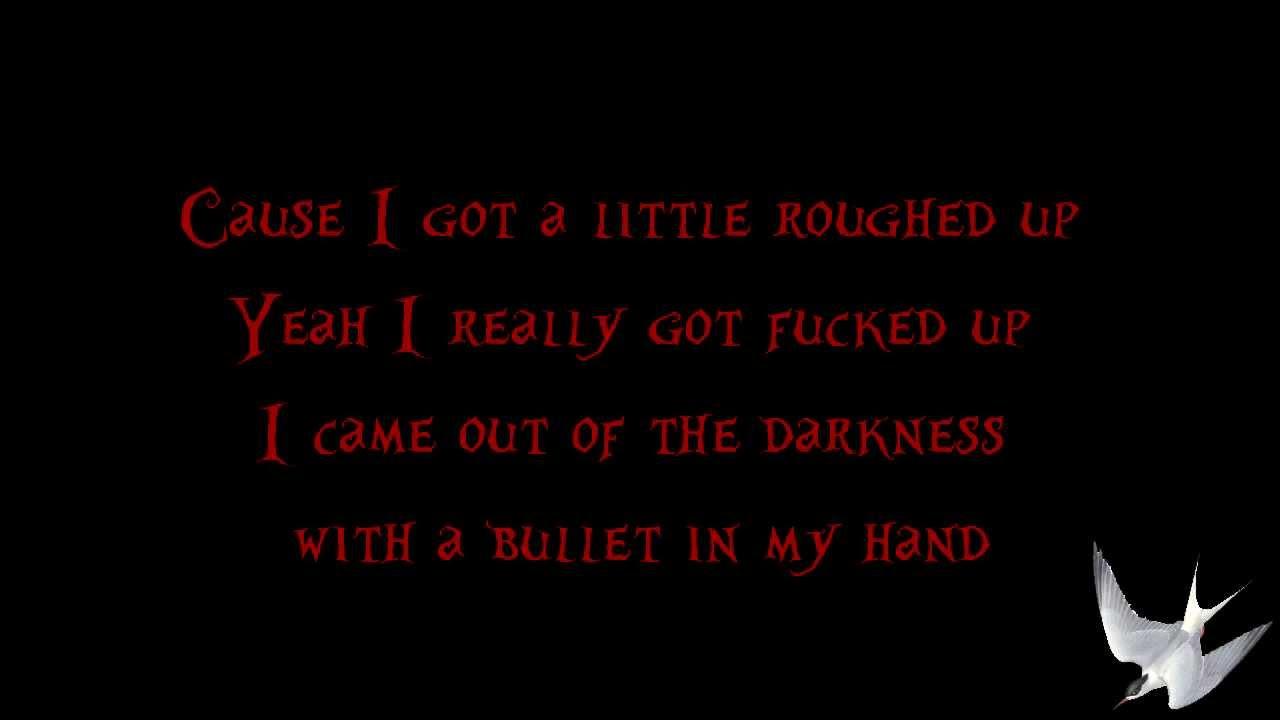 Redlight King - Bullet In My Hand [Lyrics] HD