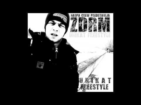 Zdrm (Naspa Crew) - Unikat freestyle 2017