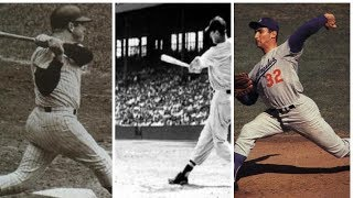 Ted Williams hits his 511th home run