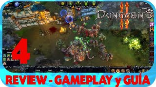 Dungeons 2 GUÍA con REVIEW y GAMEPLAY EPISODIO 4