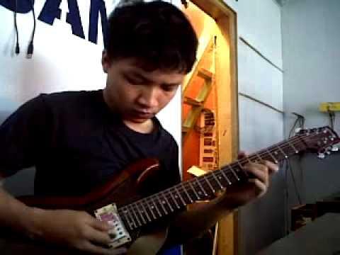 Cascade - She Pretend guitar cover Mp3