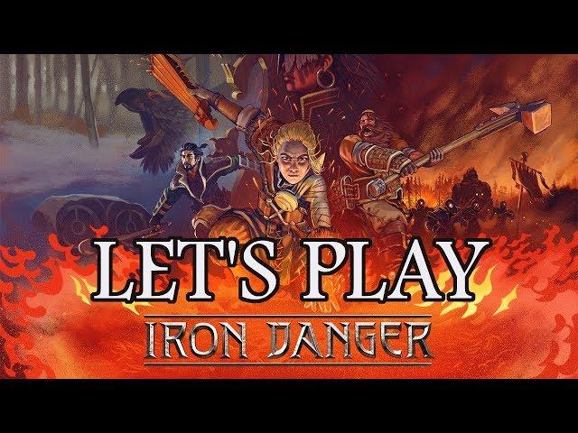 Iron Danger (видео)