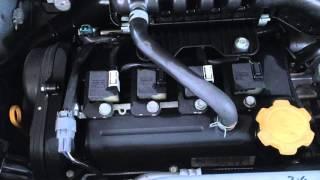 2016 4/22 スバル・ステラのオイル交換してないエンジン音です。
