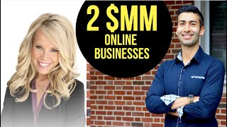 How Cris Cawley Created TWO $MULTI-MILLION DOLLAR Online Course Businesses!