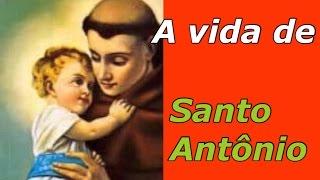 A vida de Santo Antônio - filme dublado completo